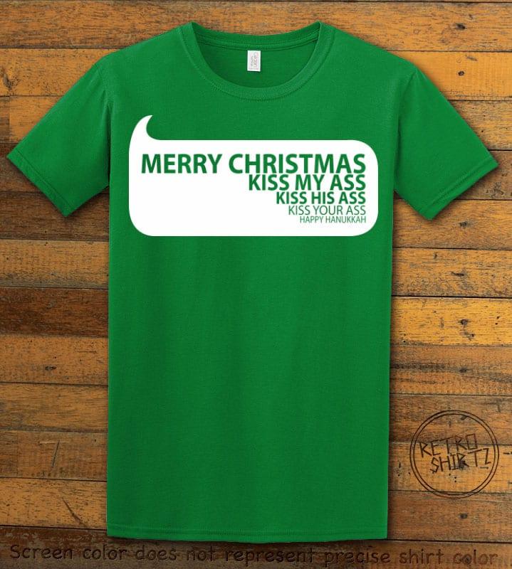 Speech Bubble Graphic T-Shirt - green shirt design