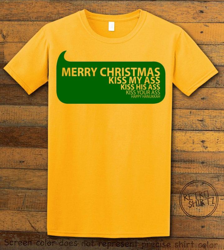 Speech Bubble Graphic T-Shirt - yellow shirt design