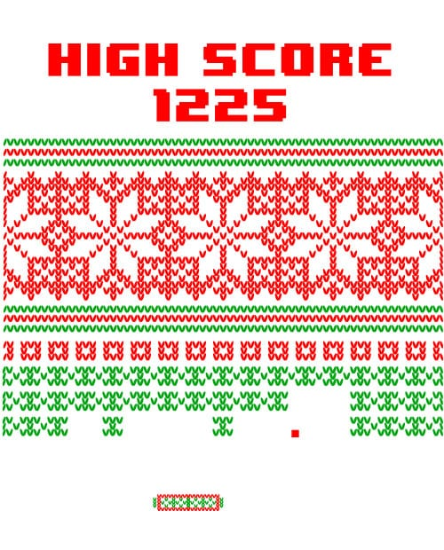 High Score Graphic T-Shirt main vector design