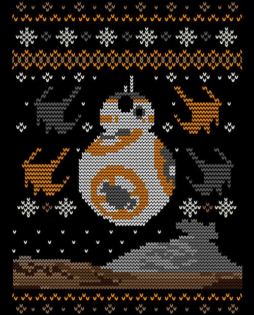 BB8 Graphic T-Shirt - main vector design