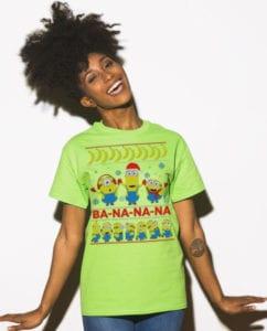 Ba - Na - Na - Na Graphic T-Shirt main vector design