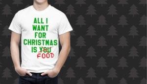 christmas shirt banner
