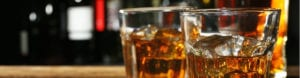 Alcohol Header