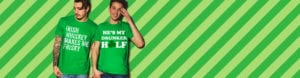 This the banner for the Funny St Patricks Day Shirts